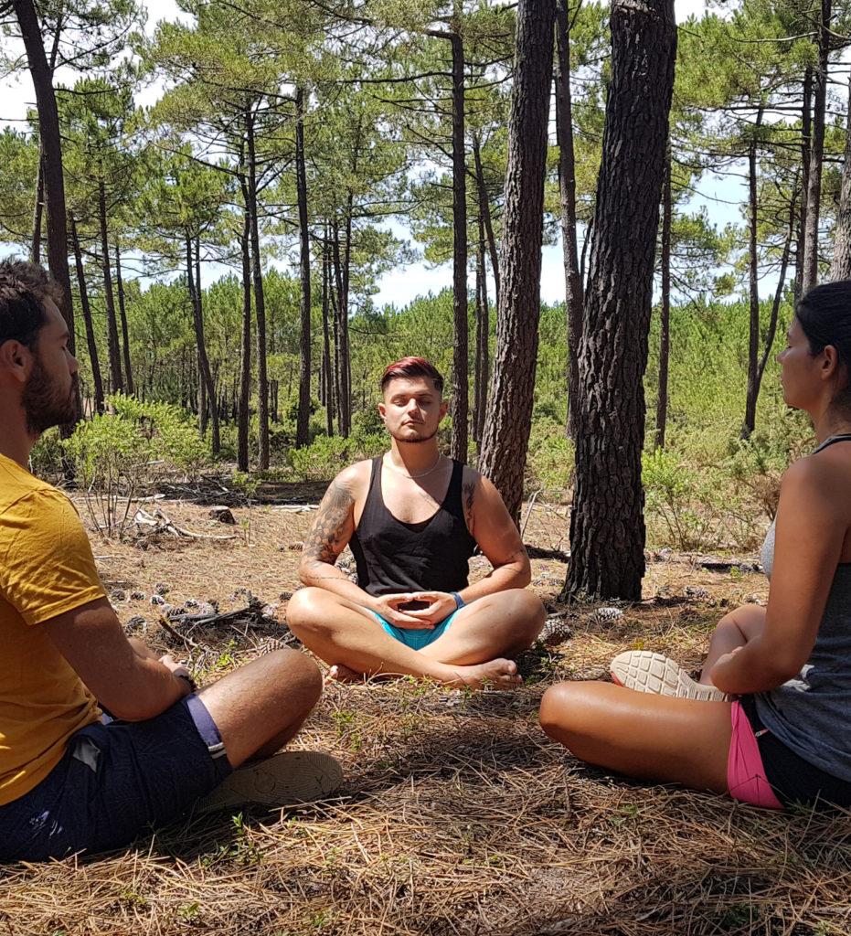 Relaxation, coaching bien-être à La Rochelle par Loic Lavergne