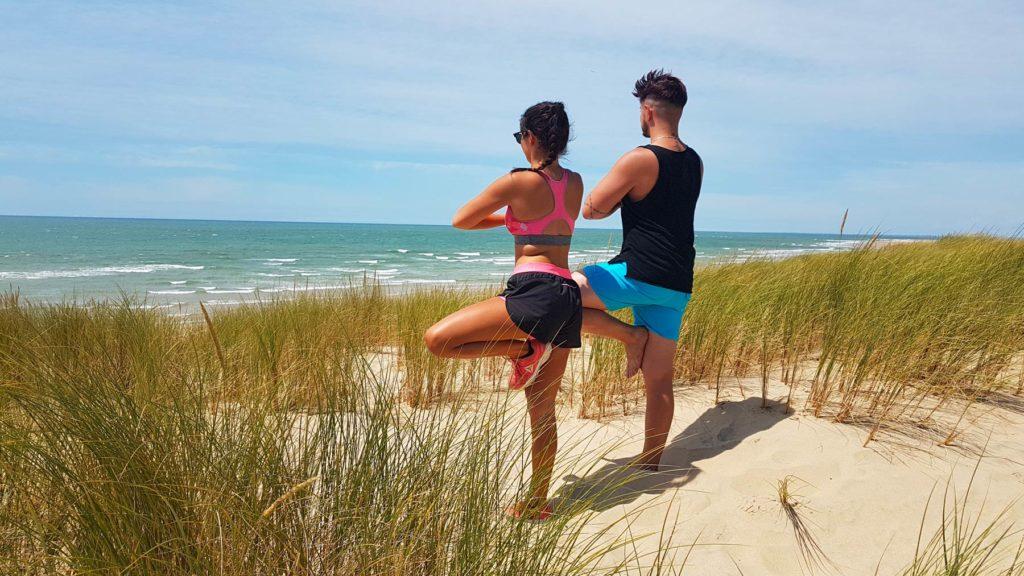 Loic Lavergne, coach et professeur de Yoga à La Rochelle et à domicile