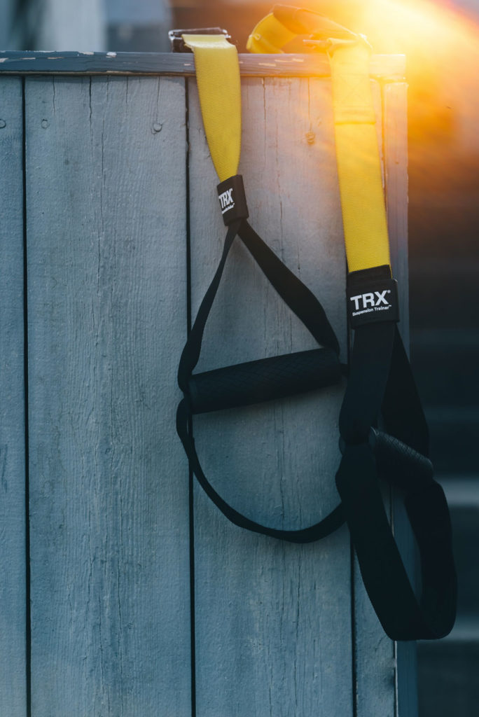 Les entrainements de TRX sont-ils efficaces ?